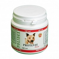 Витамины POLIDEX® Protevit plus 150 таб (Протевит плюс)
