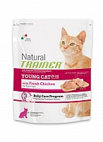 Сухой корм Trainer Natural Young Cat, 300 гр