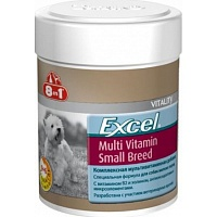8 in 1 Excel Multi Vitamin Small Breed 70 таб.