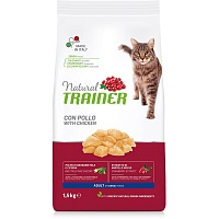 Сухой корм Trainer Cat Adult - Fresh Chicken, 1,5 кг