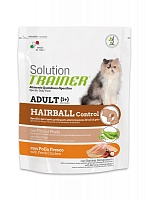 Сухой корм Trainer Solution Hairball Control, 1,5 кг