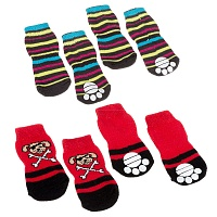 Носки SOCKS ANTISLIP LARGE (x4)