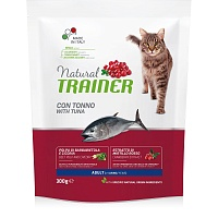 Сухой корм Trainer Natural Cat Adult - Tuna, 300 гр