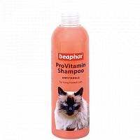 Шампунь ProVitamin Shampoo Anti Tangle от колтунов для кошек 200 мл, Beaphar
